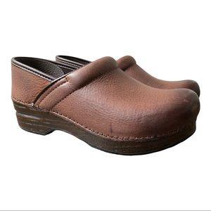 Dansko New Women's Professional Clog Brown size 38